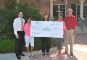 Orchid Island Philanthropy Benefits Camp Haven