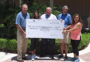 Orchid Island Member Donates to Johns Hopkins