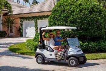 Orchid Island Golf Cart
