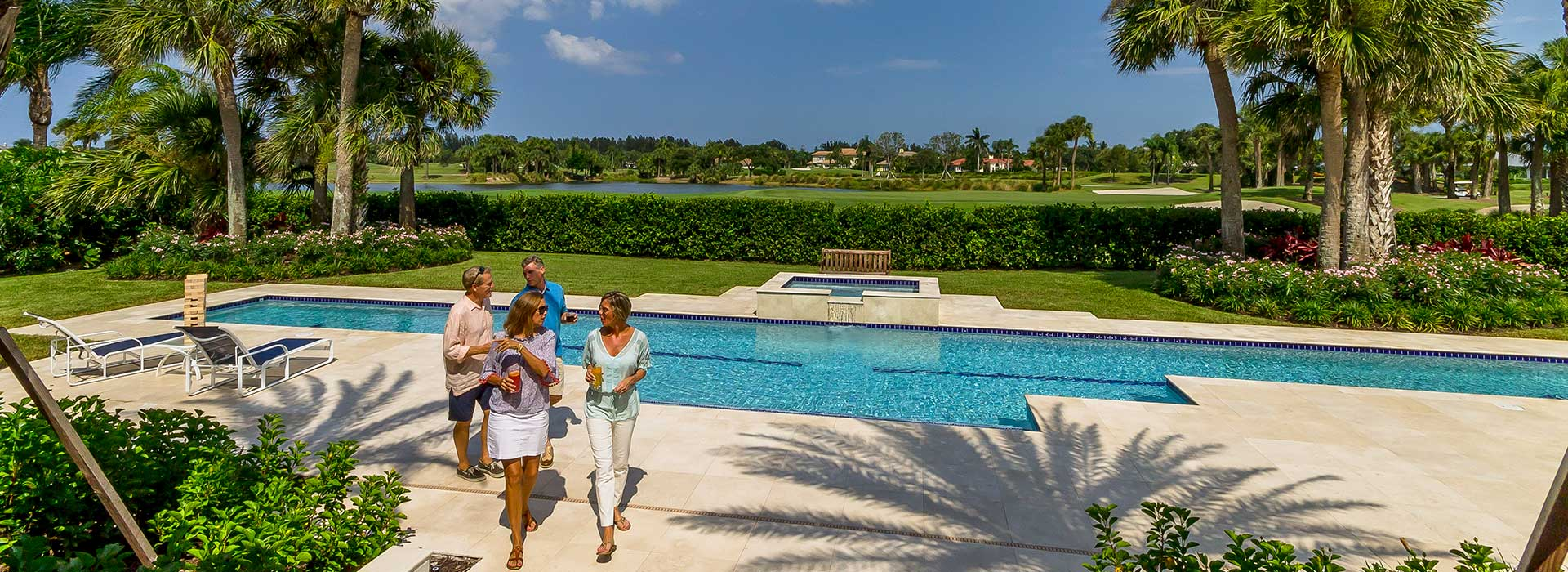Orchid Island Estate Homes