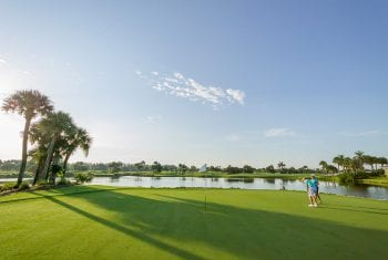 Orchid Island Golf Match