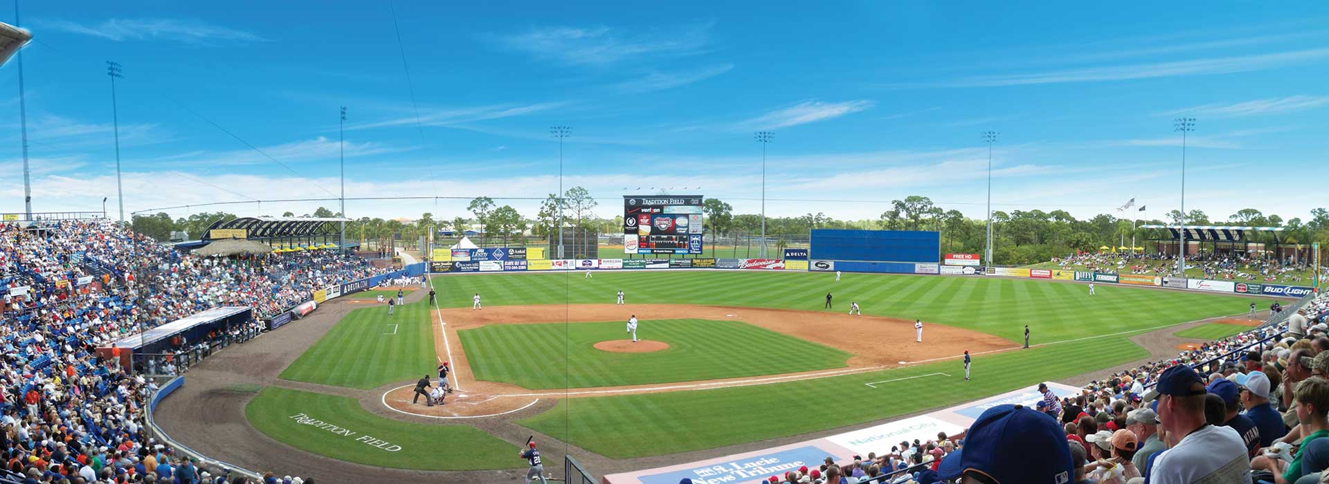 St. Lucie County NY Mets Spring Training