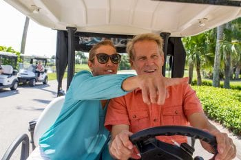 Orchid Island Golf Cart Lifestyle