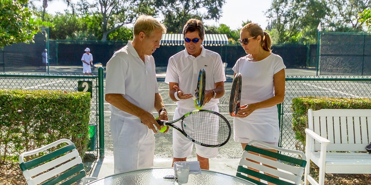 Orchid Island Tennis Instruction