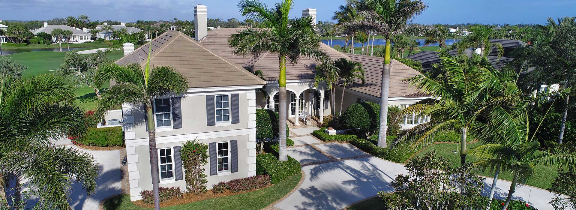 Estate Home at Orchid Island