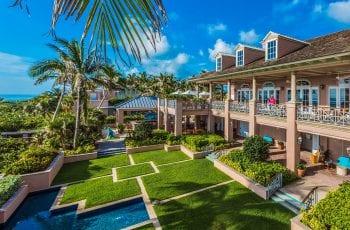 Balcony at Orchid Island Golf & Beach Club
