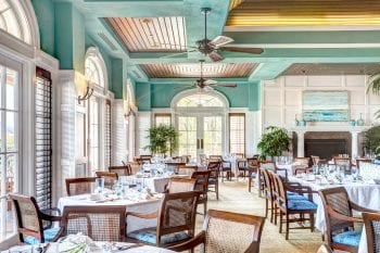 Orchid Island Clubhouse Dining Room