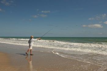 Orchid Island Beach Fishing