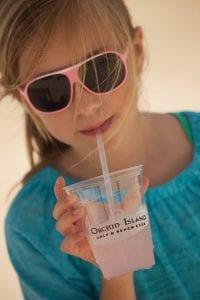 Orchid Island Refreshment
