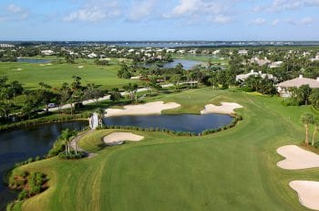Orchid Island Golf Course Hole 9