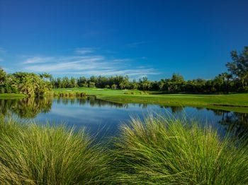 Orchid Island Golf Course Natural Beauty