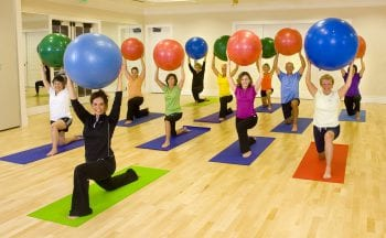 Orchid island Fitness Class