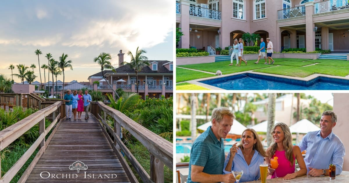 Members love living at Orchid Island