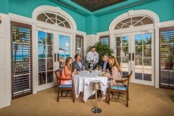 Orchid Island Clubhouse Lunch