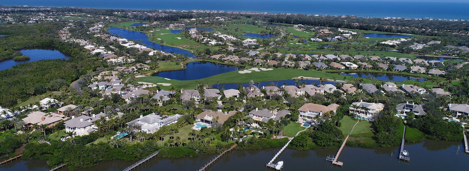 Orchid Island Golf & Beach Club, Gated Club Community