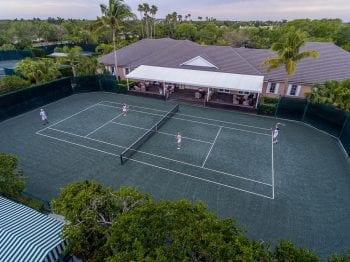 Orchid Island Tennis Courts