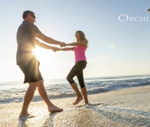 Living near the water is good for your health, especially at Orchid Island