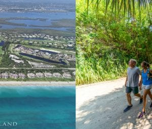 Residents of Orchid Island Golf & Beach club enjoy the Historic Jungle Trail