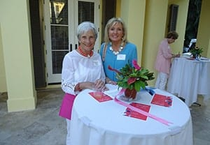 Orchid Island Members at Christmas Festival in Fellsmere