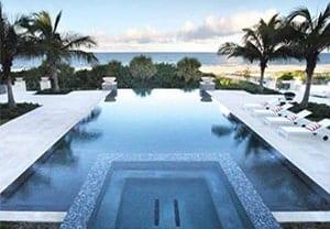 Orchid Island Infiniti Pool
