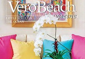 Vero Beach magazine cover