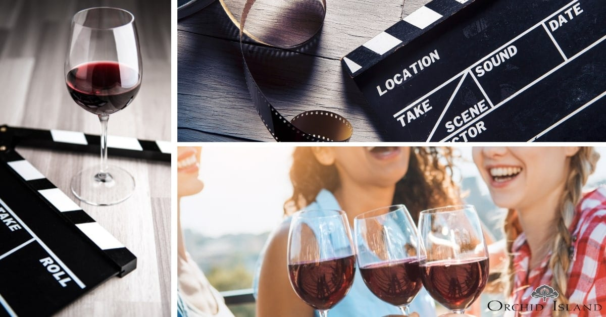 Red Wine and A Movie Slate for Vero Beach Wine and Film Festival