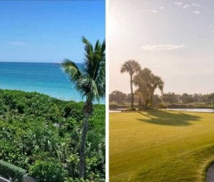 Golf Club or Beach Club