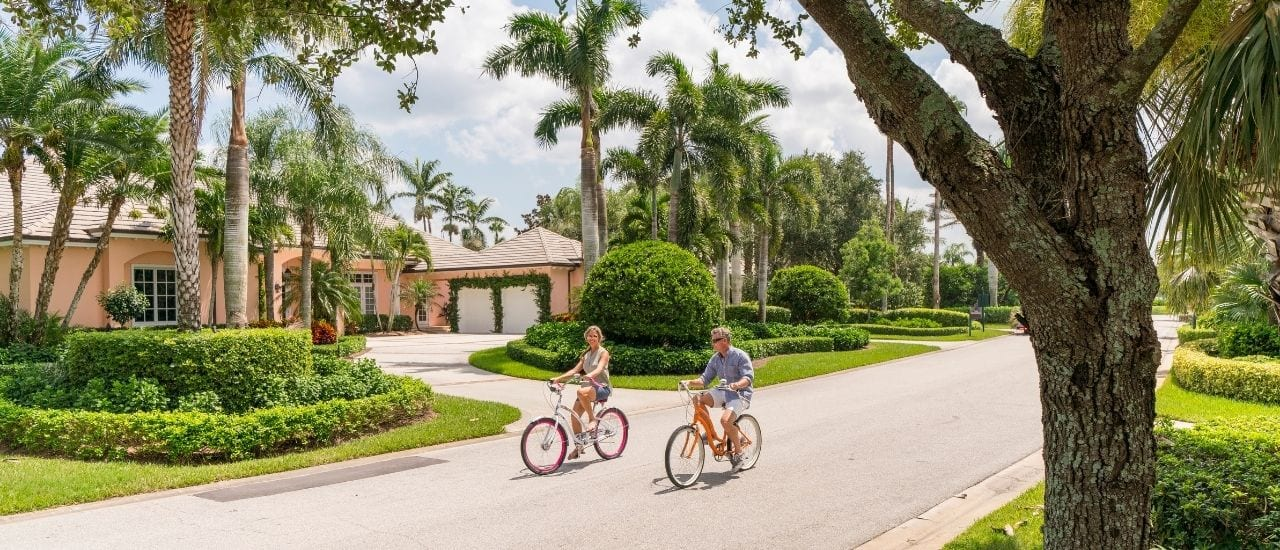 Orchid Island Bike Riding Trail
